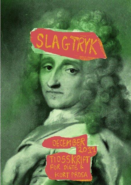 December, 2012 - Slagtryk
