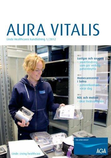 Aura Vitalis nr 1 2012 (PDF 1.11 MB) - Linde Healthcare