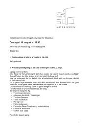 Referat 16.08. 2006