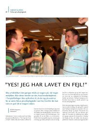 "YES! JEG HAR LAVET EN FEJL!"" - Aalborg Universitet"