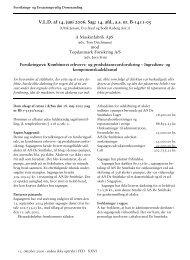 Corel Ventura - BATCH069.CHP - Forsikrings- og Erstatningsretlig ...