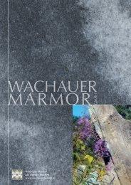 optimale Qualität (9 MB) - Wachauer Marmor GmbH