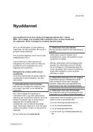 Nyuddannet (PDF) - ASE