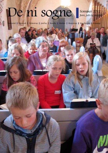 Sommer 2012 - Stigs Bjergby/Mørkøv sogne