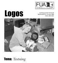 Tema: Testning - Bupl