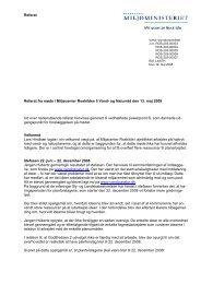 Referat Referat fra møde i Miljøcenter Roskildes 5 ... - Naturstyrelsen