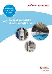 Katodisk beskyttelse af svømmebassiner - Krüger A/S