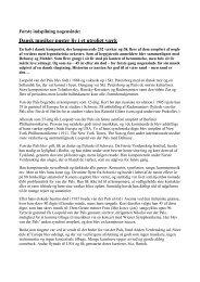 Leopold van der Pals pressemeddelelse juni 2011 - Tobias van der ...