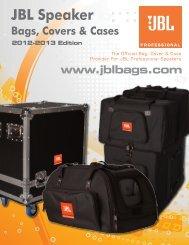 Bags, Covers & Cases - JBL Bags