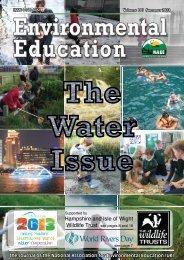 Environmental Education #103 Summer 2013