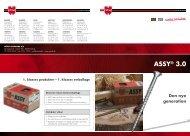 ASSY® 3.0 - Würth Danmark A/S