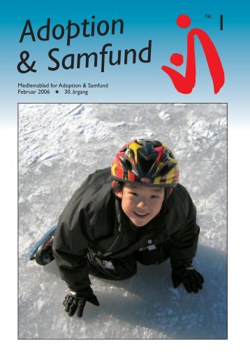 Februar 2006 - Adoption og Samfund
