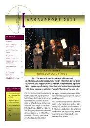 årsmelding 2011 - BLOK