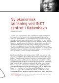 Ny økonomisk tænkning ved INET centret i - De Økonomiske Råd - Page 2