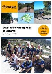 Cykel- & træningsophold på Mallorca