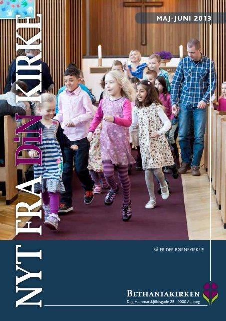 n yt fr a d in kirke - Bethaniakirken i Aalborg