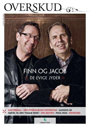 Finn og Jacob - Lollands Bank