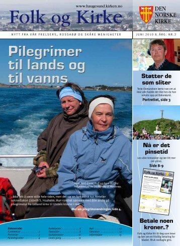 Folk og Kirke - Den norske kirke i Haugesund