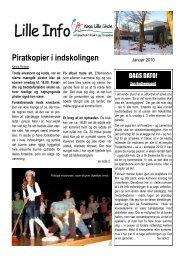 Piratkopier i indskolingen - Køge Lille Skole