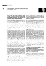 Den nye arvelov – væsentlige ændringer og fordele - Horten