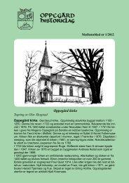 2012-1 - Oppegård Historielag
