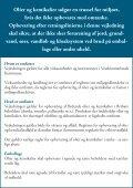 Vejledende retningslinier for opbevaring af olier og kemikalier - Page 2