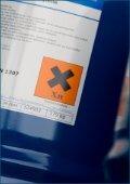 Vejledende retningslinier for opbevaring af olier og kemikalier - Page 3