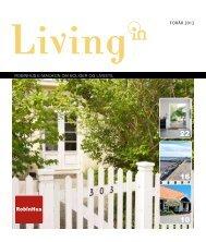Living Forår 2012 - RobinHus