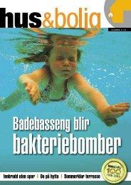 Fullstendig utgave av Hus-Bolig nr. 3-2009.pdf - Huseiernes ...