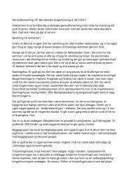 Generalforsamling i Ø. Brønderslev borgerforening d. 23-3 2011 ...