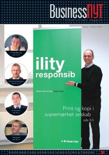 Print og kopi i svanemærket selskab - BusinessNyt
