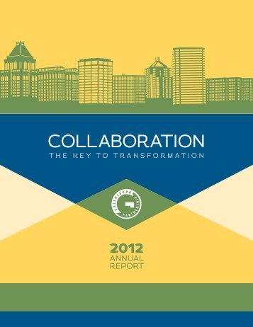 2012 Annual Report - Greensboro Chamber of Commerce