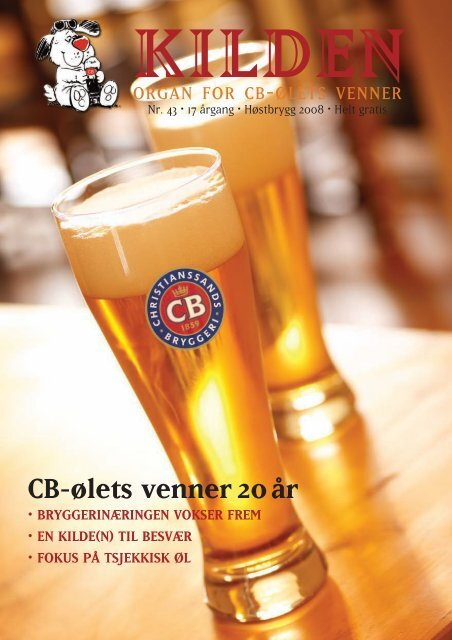 Kilden 43 - CB-ølets venner