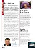 Nye donorkorps på Færøerne Ministerens hjertesag Hvad er aferese? - Page 2