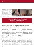 Nr. 1. april 2012. 7. årgang. - Socialdemokraterne på Nordfyn - Page 4