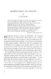 P. Chr. Nielsen: Skibets krav til skoven, side 169-204