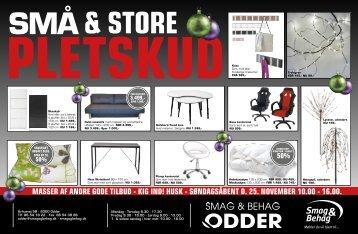 MASSER AF ANDRE GODE TILBUD - KIG IND! HUSK ... - Odder