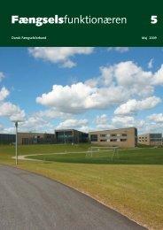 Fagblad 05/2009 - Fængselsforbundet
