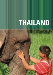 Thailand - VIA Travel