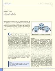 «Ozonhullet» - Den norske tannlegeforenings Tidende