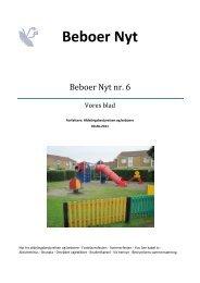 01 Beboer Nyt nr. 6 juni 2011 - Domea