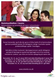 Kommunikation i teams