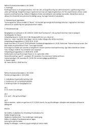 Referat fra bestyrelsesmøde d. 18.1.2010 1. Fuldmagt ... - Sebbersund