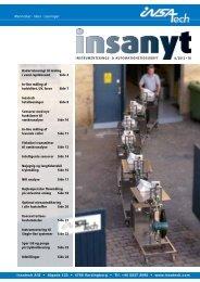 INSANYT_70_August_2012 - Insatech