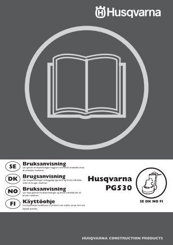 OM, PG530, Husqvarna , DK, 2007-10 - Klippo