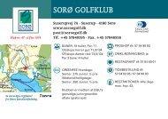 Sorø - Søllerød - Dansk Golf Union