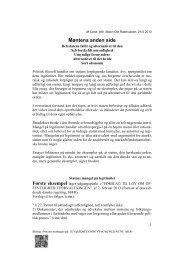Steen Ole Rasmussen: legitimt sort arbejde, 2013 - Arbejdsforskning
