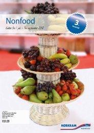 Nonfood 3. kvartal
