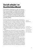 Socialt arbejde under nye vilkår - Socialpolitisk Forening - Page 5