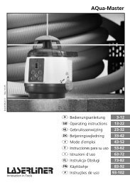 AQua-Master - UMAREX GmbH & Co.KG